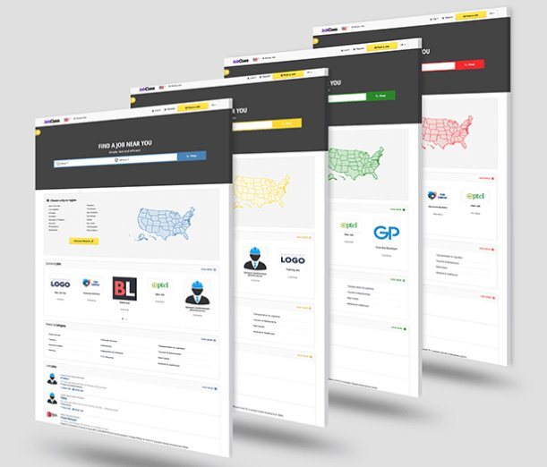 JobClass - Job Board Web Application v6.0.4 Nulled