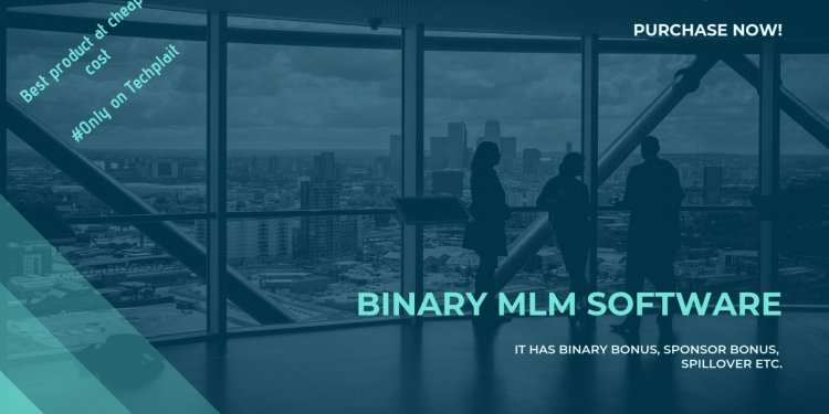 Binary MLM Software - PHP Script
