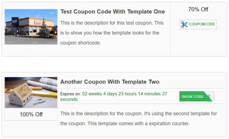 WP Coupons and Deals Premium v2.8.5
