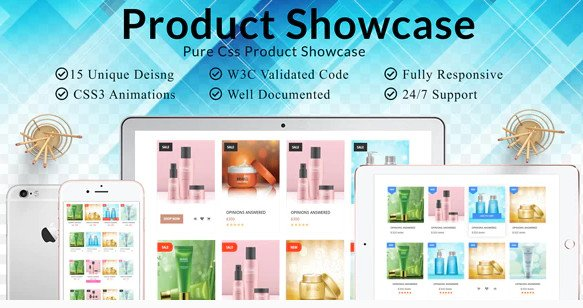 Product Grid and Shop Grid Pure CSS Showcase Nulled