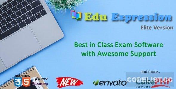 EduEx Online Exam Software Elite