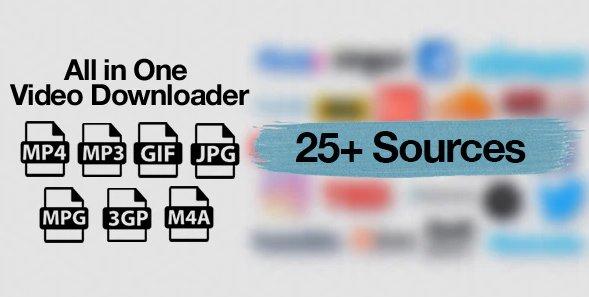 All in One Video Downloader Script v1.10 Nulled