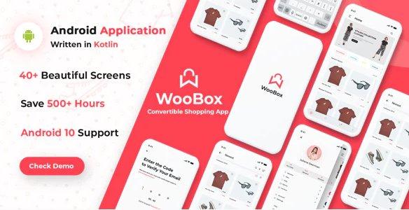 WooBox - WooCommerce Android App E-commerce v14.0