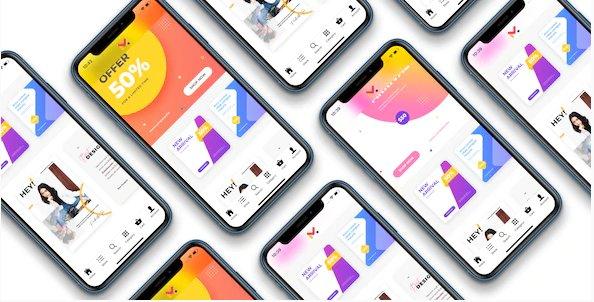 Ionic 5 WooCommerce marketplace mobile app - WCFM Marketplace v5.3