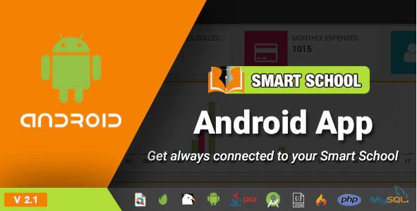 Smart School Android App - Mobile Application for Smart School v3.1