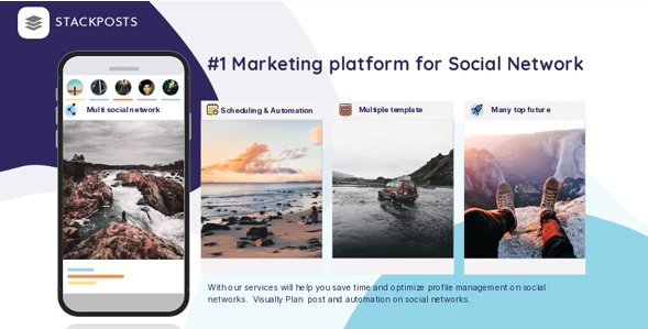 Stackposts - Social Marketing Tool v7.0.5