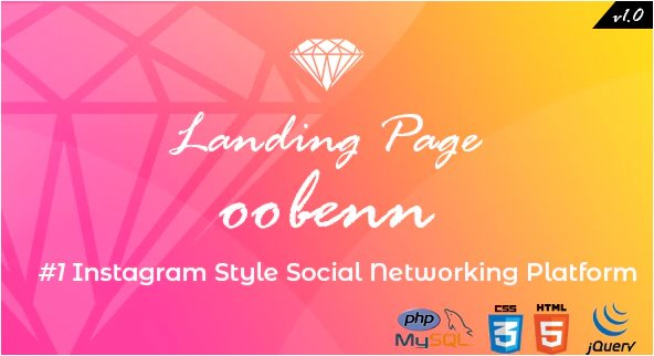 Safir PHP Landing Page Login & Register Page Template for oobenn v1.0 Nulled