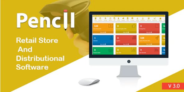 Pencil - The Retail Store and Distribution Software v3.0