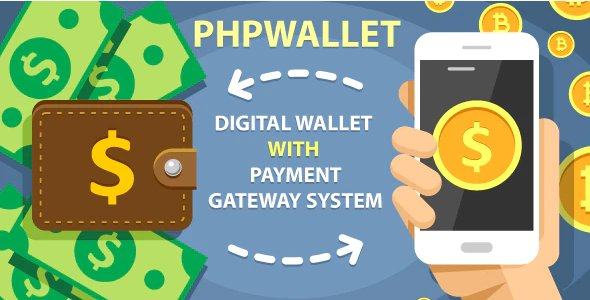 phpWallet - e-wallet and online payment gateway system v3.4