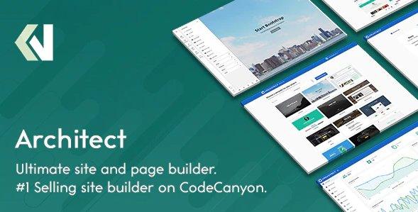 Architect - HTML and Site Builder v2.2.2
