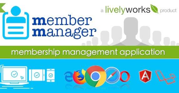 MemberManager - Simple Membership Management Application v1.1.1