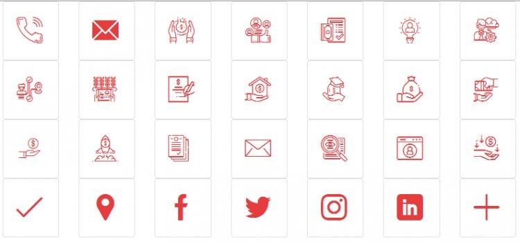Finance icon Flaticon