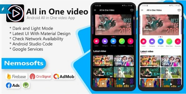 All In One Videos Apps