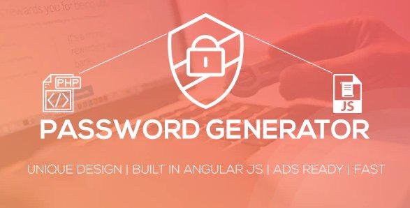 Password Generator Script v1.0