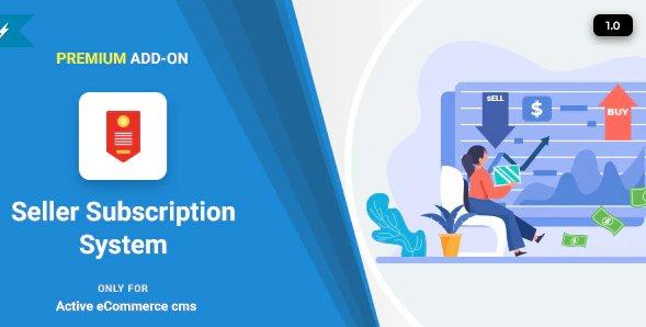 Active eCommerce Seller Subscription Add-on v1.0