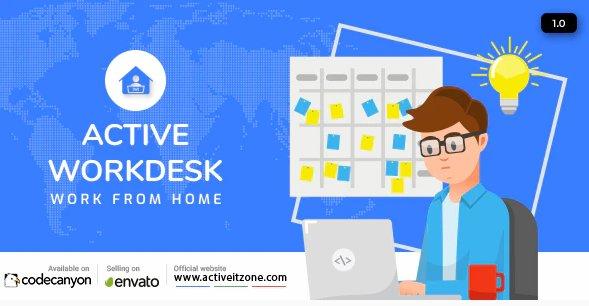Active Workdesk CMS v1.1