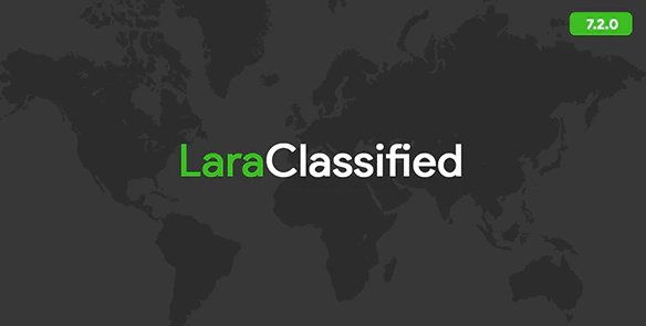 LaraClassified - Classified Ads Web Application v7.2.4 Nulled