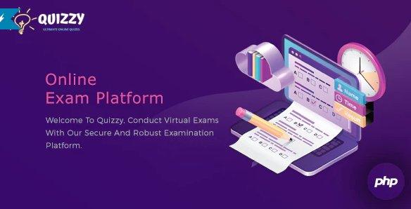 Quizzy: Online Examination Platform v1.2.0