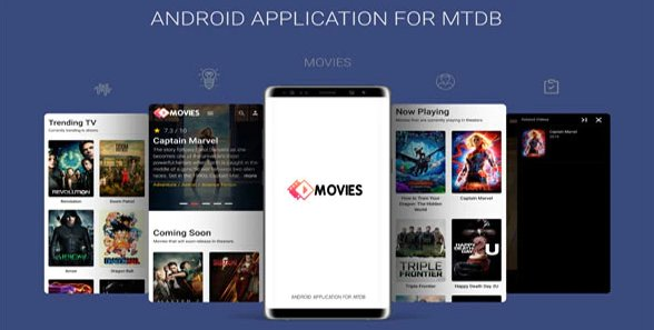 Android Application For MTDB - Ultimate Movie&TV Database v4.0