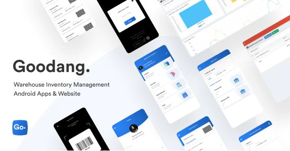 Goodang - Warehouse Inventory Management Android Apps and Website v1.1.0