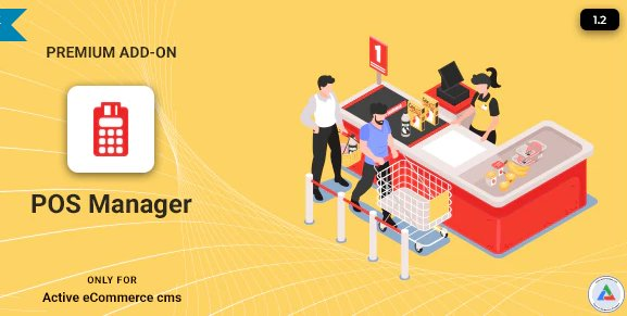Active eCommerce POS Manager Add-on v1.2 Nulled
